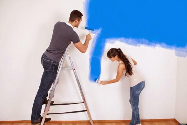 Cách tính giá sơn chính xác