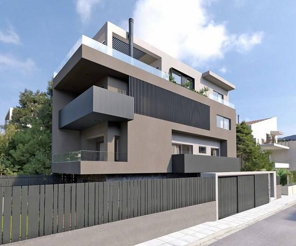 Chọn màu sơn nào đẹp phù hợp cho ngôi nhà