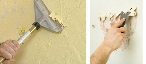 dịch vụ sơn nhà cũ