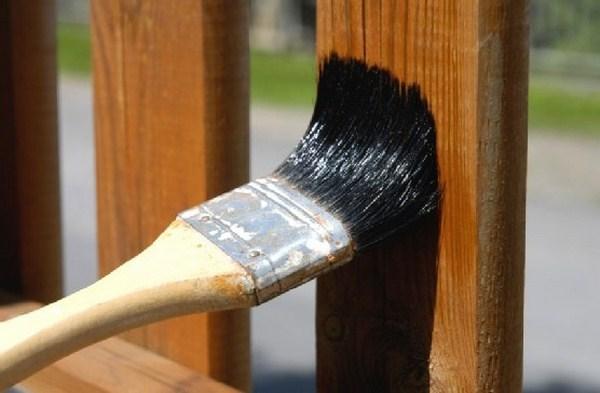 Cách khử mùi sơn cửa gỗ